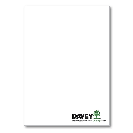 5 x 7 Note pad (50 Sheets per Pad)