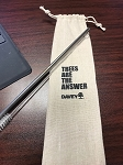 Stainless Steel Straw - WSL