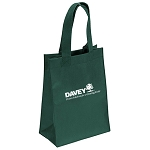 Green Small Tote Bag