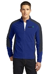 Port Authority® Men's Colorblock Microfleece Jacket