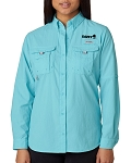 Columbia Ladies' Bahama™ Long-Sleeve Shirt