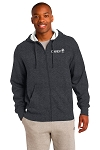 Sport-Tek Full-Zip Hooded Sweatshirt
