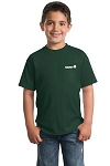 Dark Green Youth T-Shirt - WSL