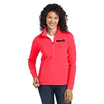 Port Authority® Bright  Ladies Microfleece Jacket