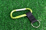 Carabiner w/Strap