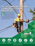 Telecommunications Construction Services Sell Sheet (25 pk)