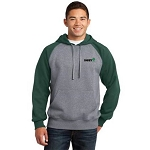 Custom Green/Grey Sweatshirt