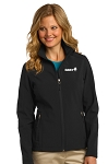 Custom Ladies Soft Shell Jacket