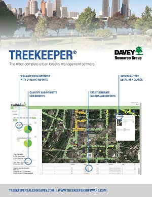 DRG TreeKeeper 8 Sell Sheet (25pk)